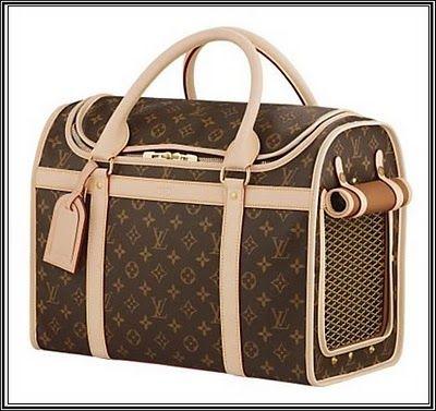 Louis Vuitton Trasportino per cani 40 50 accessori di lusso