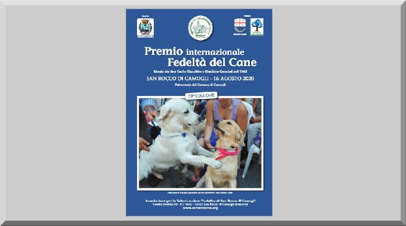 Premio internazionale fedeltà del cane Camogli
